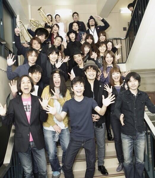 まずは星野源、日本武道館公演無事に終了しました!!!みなさん本当にありがとうございました! http://t.co/O3EPuukv2r
