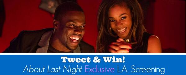 "LA! Win Free Passes to a Screening of ""About Last Night"" Tweet #LoopOnLocation #AboutLastNight http://t.co/7mop9hVFi5 http://t.co/yyAgKGnJnh"