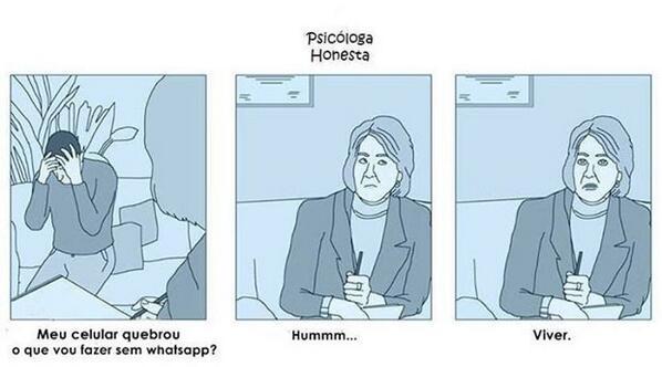 'Psicologa Honesta' vira sensação no Facebook | http://t.co/H9lLLixOpU http://t.co/0aCszSrwF2