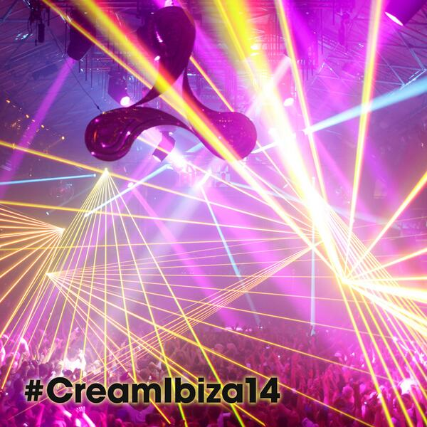 #creamibiza14 dates announced! 12th June - 25th September ...and every Thursday in between! Who's excited for Summer? http://t.co/AFxTgmAae3