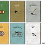 must see minimalist graphical of your movies by @sandeepbedadala