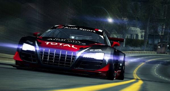 It's #TweetItUpThursday! I just entered to win an Audi R8 LMS Ultra from @NFSWorld! RT to enter #NFSWorld http://t.co/QHDAhSUNYA