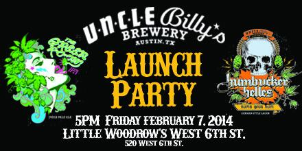 Join us tomorrow for an Official Launch Party of our newly distributed beers! DETAILS: https://t.co/iwmrvVuBJj - #ATX http://t.co/pz0NIr6h41