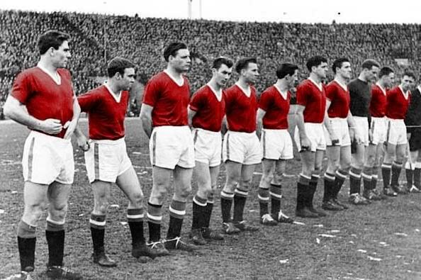 6th February, 1958. Heartbreaking tragedy. Gone, but never forgotten. Legends. #RIPBusbyBabes #FlowersOfManchester http://t.co/mHZgC86rWM