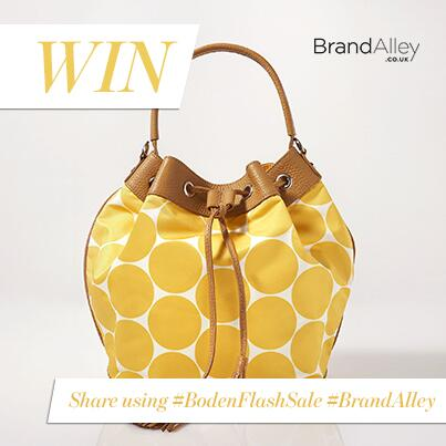 Win this @Bodenclothing yellow bag. Follow & RT using #BodenFlashSale #BrandAlley. More info: http://t.co/FMgw6KRixL http://t.co/IIHuso9zV1