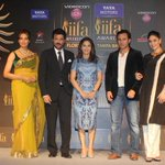 IIFA holds press conference on the lawns of the U.S. Consulate in Mumbai. Pic 2... http://t.co/US8tWtY9yc