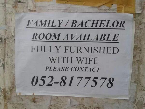 ":D ""@Chingakutty: Bachelors call this number...  You're welcome.. http://t.co/DvfAGkwUlO"""