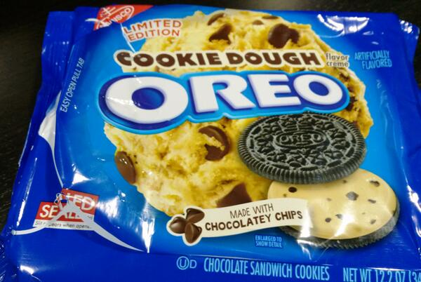 Heather Biance (@heatherbiance): That bad?!? RT @DavidNelsonNews: .@cNews_iWitness is so disappointed with these cookie dough Oreos  http://t.co/KrhQvlzV2G