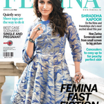 @ShraddhaKapoor covers Femina March issue http://t.co/vYLS8mVtG1