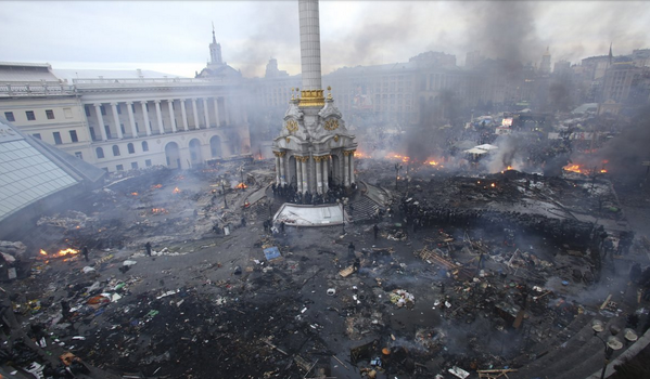This is not a new movie.. Unfortunately, it's Kiev now. God save those brave people. #euromaidan http://t.co/0J04Vz7zWv