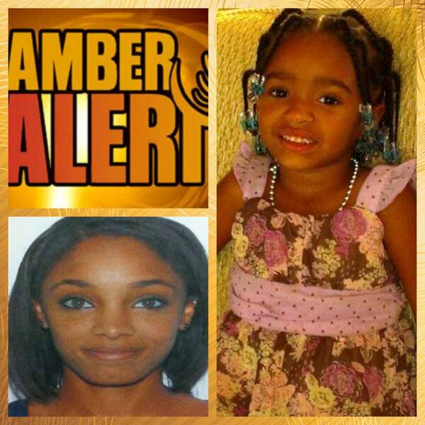 AMBER ALERT: PLEASE RT to help find 5-year-old Amiyah Monet Dallas, abducted in Orange, Va. http://t.co/CbD2qVUDtg http://t.co/oUBIrFdsLO