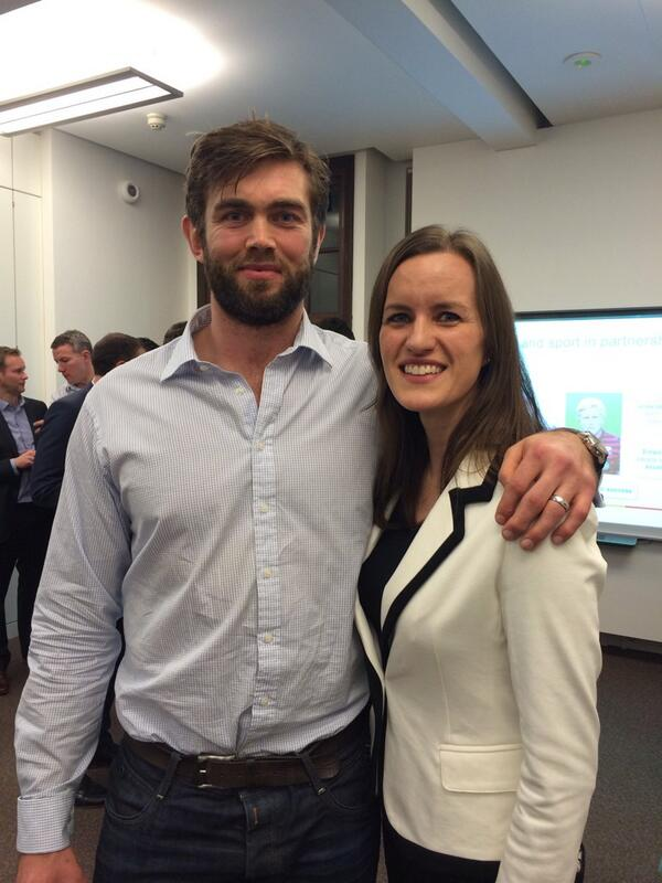 Geoff Parling talks about Lions and what rugby players can bring to businesses at the @RugBizNetwork http://t.co/jn3QebQOuC