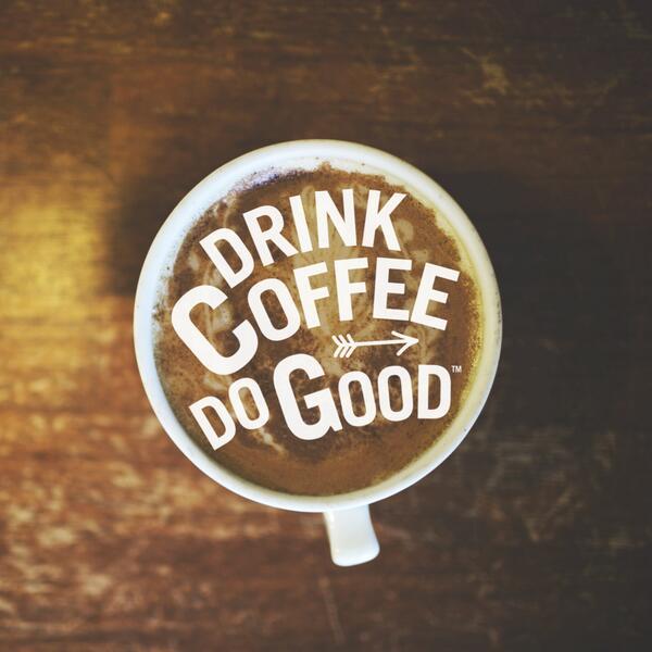 #drinkcoffeedogood http://t.co/U7wCKCA4D9