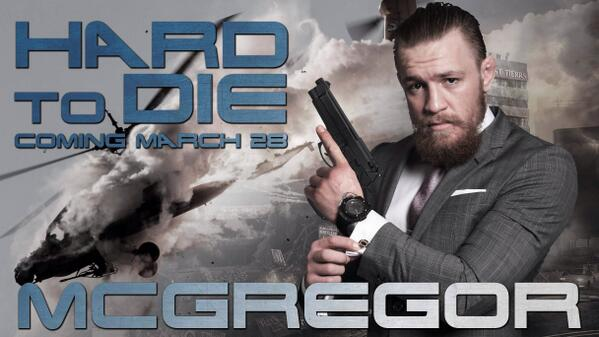 Great new project about to drop with @TheNotoriousMMA and @dethrone your going to want to watch this film. http://t.co/nNIVZdS9cE