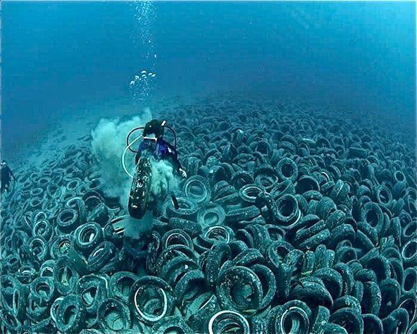 """Terrificante!!! """"@econoteit: Questa #foto ci lascia senza parole. Perché ridurre così il fondo dei nostri mari? http://t.co/F8DuG4VkdY"""""""