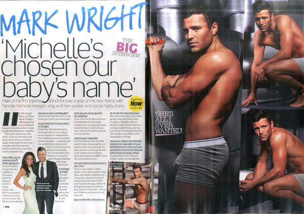 There's a lot of press coverage for @MarkWright_'s new show #PartyWright, but this is one of our faves! http://t.co/1mYztGDNnX