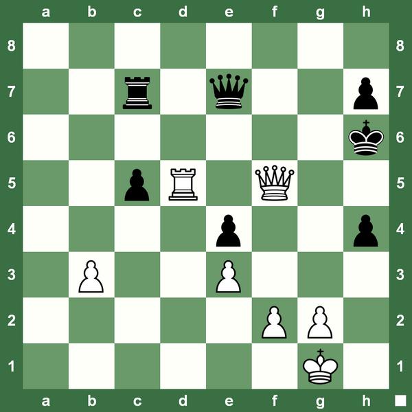 Stay-Alert #Chess Puzzle: White Wins (Kasparov – Negulescu 1-0) https://t.co/d7xfMRg7UJ http://t.co/mSjgzlL5qF