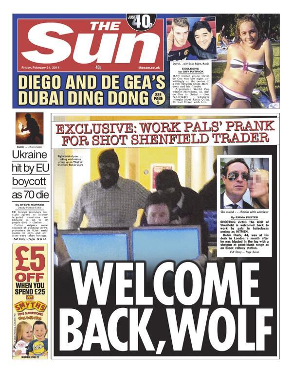 Bg84fdBIcAEHghL Diego Maradona accused his fiancée of flirting with Man United keeper David De Gea in Dubai [The Sun]