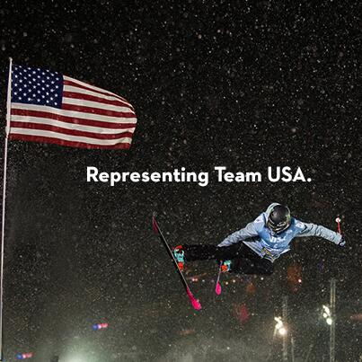 We're blown away by @britasig's first ever Olympic Winter Games performance. So proud to support her journey! http://t.co/jP0LZdCVLa