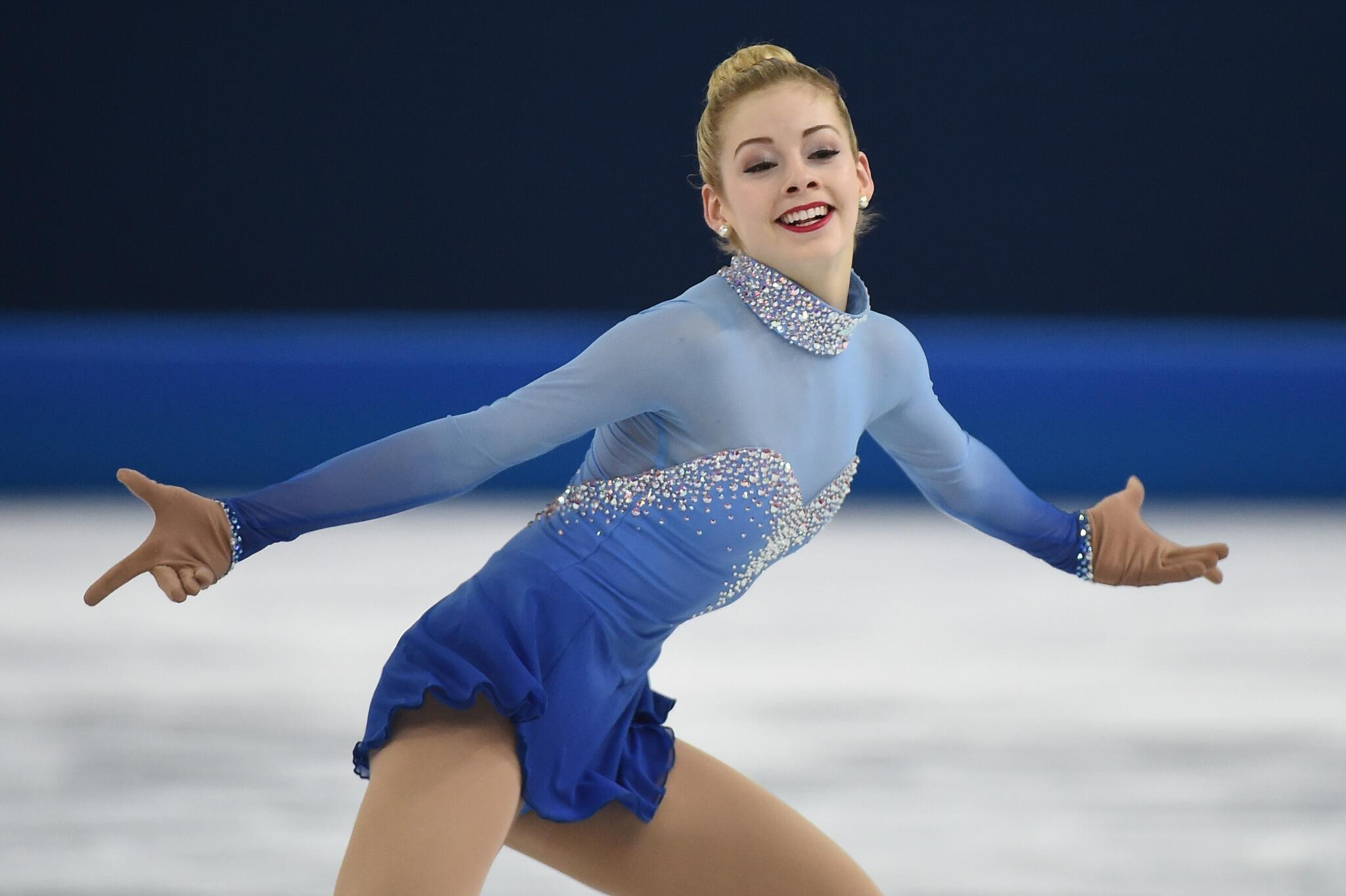 A photo of @GraceEGold from tonight! (Credit @GettyImages) http://t.co/C33hoWzkMM