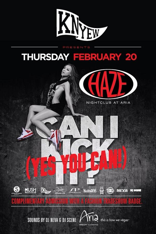 @Knyew is invading @HazeNightclub 2nite w/@djneva. We're giving away $10k in giftcards! Say #Knyew 4 free entry!!! http://t.co/DP5OhxuLpN