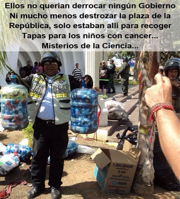 ...... RT @Luimitza: Un oficialista tuiteó esta foto sarcásticamente y bueno... me hirvió la sangre. >> http://t.co/DvRIvoyc2w