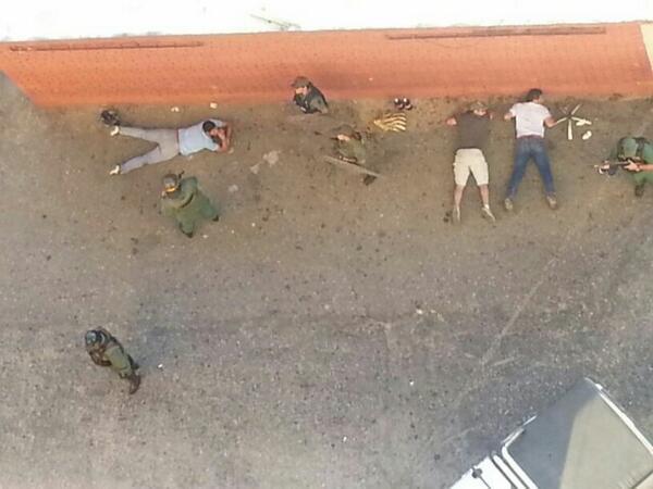 Reportan que uniformados entraron a residencias Las Doñas ubicada en Pueblo Nuevo #Barquisimeto http://t.co/0bosprToz0