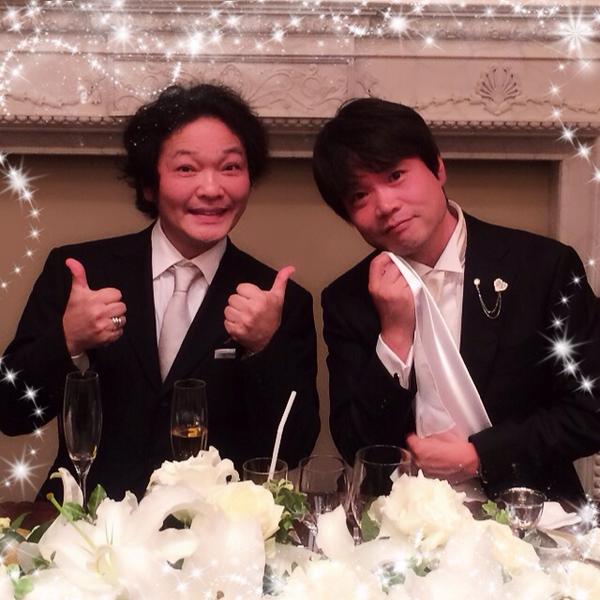 僕たち結婚しました❤︎ http://t.co/6defA7EcsF