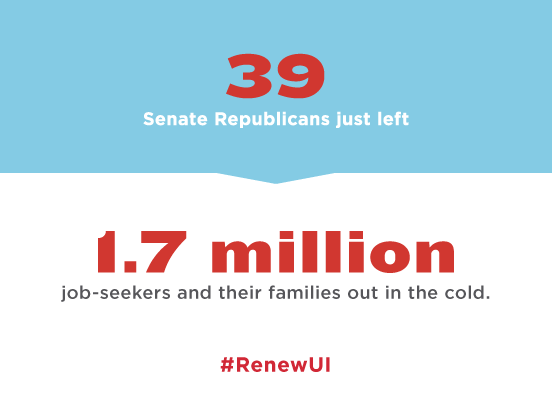 Tell the 39 Senate Republicans that you are paying attention. #RenewUI. http://t.co/JJruZV7uo4 http://t.co/XZuroXp2Ox