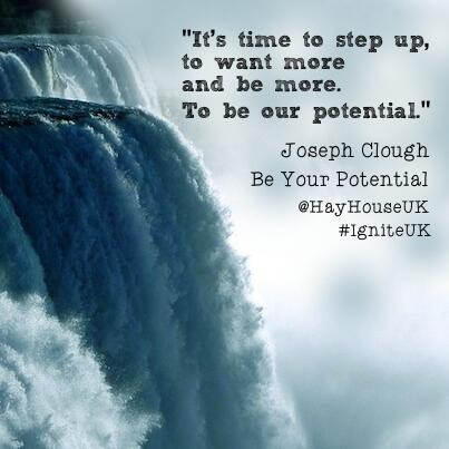 Its Time To Step Up! JC @HayHouseUK  #igniteuk http://t.co/nnfYYrPbPa