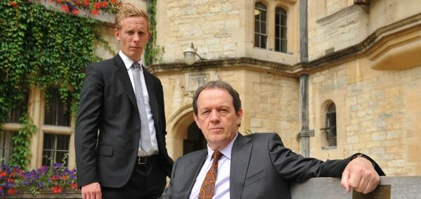 ITV commissions a new series of Lewis starring Kevin Whately and Laurence Fox http://t.co/1IzYNYFXDm http://t.co/rj50qpAMuB