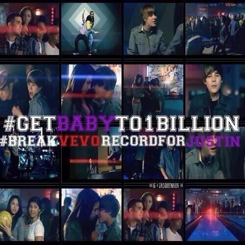 #BabyTo1Billion - https://t.co/WM1zfluMFD let's make him the first teen to get a billion views!!!! http://t.co/WptWJnduj6