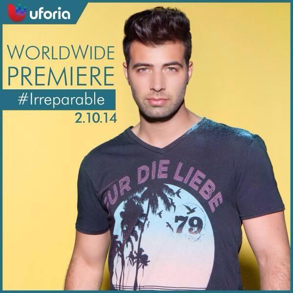 Es #Unica! RT @UforiaMusica RT si ya escuchaste #Irreparable de @jencarlosmusic y te encantó! http://t.co/glU5XQJuHJ http://t.co/R6D7ieNJtq