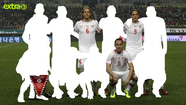 What the Swiss football team would look like without immigration. http://t.co/jAnXXJ7KR1 via @chrmeyer