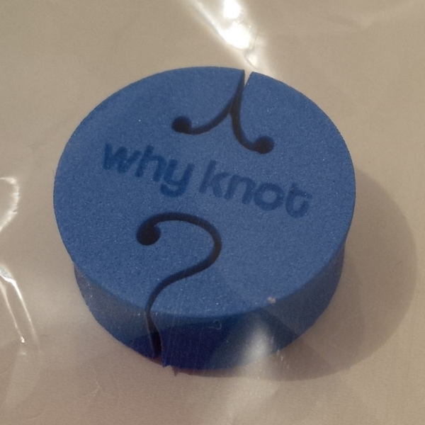 Hajmo se malo igrati :-) Tko želi Why Knot? Neka klikne retweet. Vrlo jednostavno! Više: http://t.co/JP4HKvUaDD http://t.co/7wSHKAKzu5