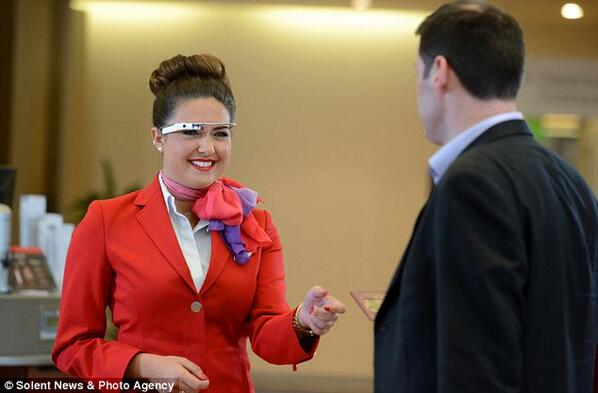 Virgin Atlantic Using Google Glass to Identify Passengers at London Heathrow http://t.co/GQU0l97E2G via @DailyMailUK http://t.co/5UgDyJgSGP