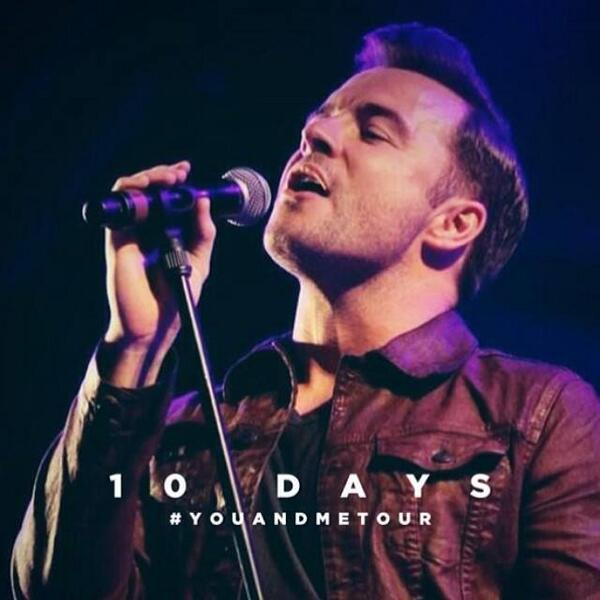 Shane Filan World (@ShaneFilan79): 10 days to go!! @ShaneFilan http://t.co/6Adf8AXjAc #YouAndMeTour http://t.co/qEbGHKk1Tn