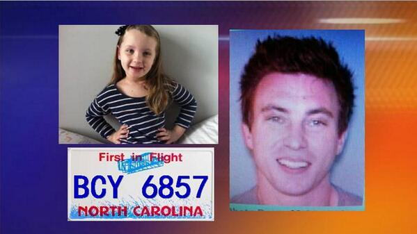 Amber Alert issued for 5-year-old Ella Barnhart who was possibly abducted from her home. http://t.co/HUAwj0BaUf http://t.co/wJLnyJPD1n