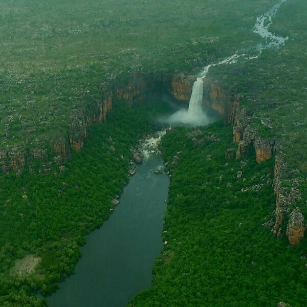The Kimberley region of @WestAustralia receives 90% of its rainfall during the wet season. (Photo: Matt Northfield) http://t.co/YeOwAZb233