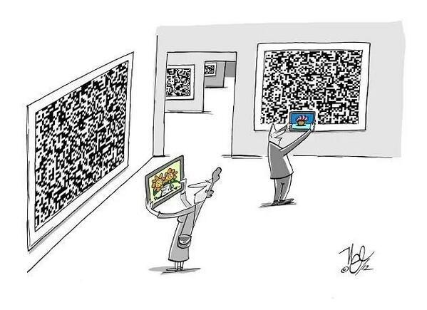 The museums of tomorrow... ;-) http://t.co/yIZ1HBWVdW