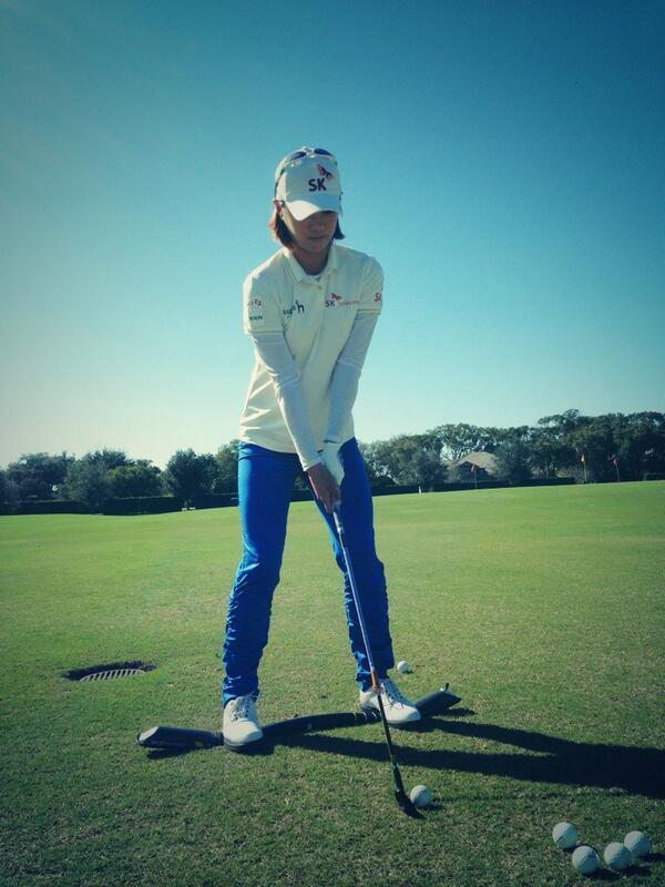 I love to practice with prostance!!@sklz@golfSKLZ Thank you so much!! http://t.co/osmDnJJG91