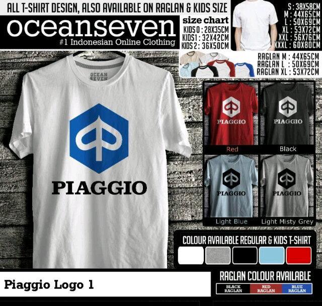 Kaos / Raglan | PIAGGIO | IDR 95.000 | pin:22D4231F | +6287781104658 #OceanSeven #Vespa #Scooter #PS #Classic #Excel http://t.co/06UZ6knTMX