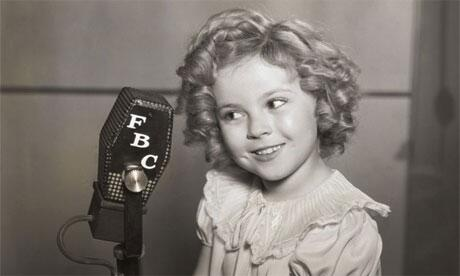 Rest In Peace, Shirley Temple. One of the most famous child stars of all time has died at the age of 85. http://t.co/ih9zdtDcuJ