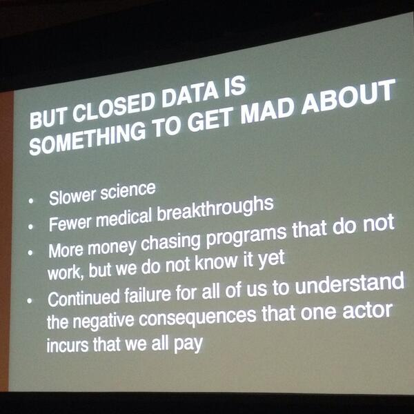 Closed data should make you mad, says @jenvandermeer. Here's why. #strataconf #ddbd #opendata http://t.co/k9CR3tghhJ