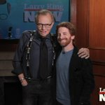 He's an actor, writer, producer & voice-over virtuoso - it's the unstoppable @SethGreen: http://t.co/rkD0RwB7Cj #LKN