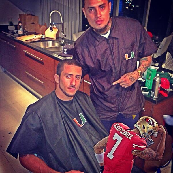 Welcome to Dade County @Kaepernick7