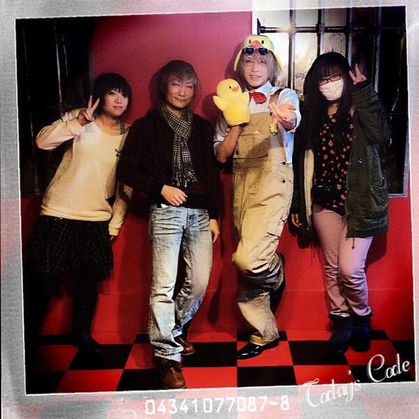 ピクピクン先生写真集撮影終了(^◇^) http://t.co/CJpD05upOj
