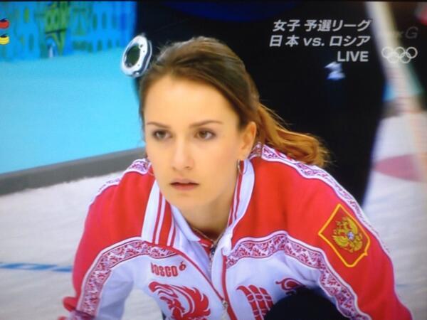 ロシア カーリング