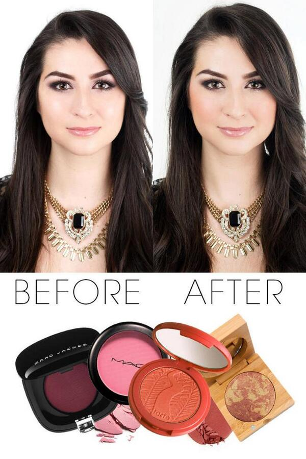How to Apply Blush http://t.co/312ppkcqvP http://t.co/x9AAmqx8Xl