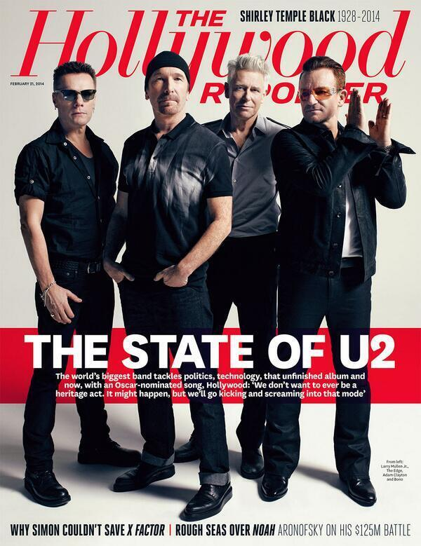 The Hollywood Reporter's U2 cover provides Irish people everywhere with a comic headline: (h/t @JenBizarre) http://t.co/ZCgpzxhwS2
